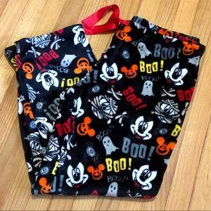 NWT Disney Halloween fleece pajama pants